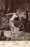 Salons De PARIS  G . BUSSIERE  SALOME - Souvenir De...