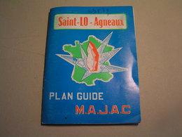 Plan Guide MAJAC - St Lo Et Agneaux - Manche 50000 - Other