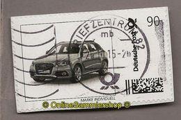 (L15)  BRD - Briefmarke Individuell - Auto  Car - Audi  - Wert: 90 - Autos