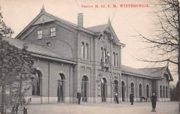 Pays-bas  . N° 44045 . Winterswijk . Station - Winterswijk