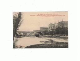 54_LUNEVILLE_les Allemands Avant De Quitter Luneville Font Sauter Le Pont De Viller - Luneville