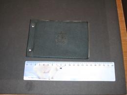BELGIQUE-CARNET IMMATRICULATION STANDARD VANGUARD/51 - CONTROLES TECHNIQUES ET DIVERS - Historische Dokumente