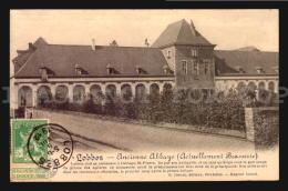 Lobbes - Ancienne Abbaye Actuellement Brasserie Circulee Sud America Original Ca1900 POSTCARD CPA (W4_3844) - Lobbes