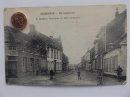 Moerzeke, De Kerkstraat, Ostflandern, Belgien, 1913 - Hamme