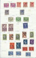 Pays-Bas La Page Cote 5.05 Euros Doubles Non Comptés - 1891-1948 (Wilhelmine)