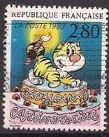 Frankreich  (1993)  Mi.Nr.  2984 A  Gest. / Used  (7ea04) - Frankreich