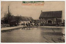 21 : Saint-Martin-du-Mont : La Mare De Froideville - Autres Communes