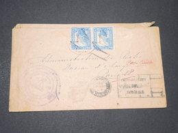 NICARAGUA - Enveloppe Pour La France En 1935 - L 14319 - Nicaragua