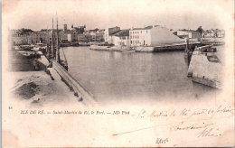 17 ILE DE RE - SAINT MARTIN DE RE - Le Port. - Ile De Ré