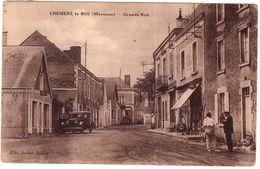 CPA MAYENNE.CHEMERE-le-ROI. - Autres Communes