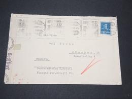 ROUMANIE - Enveloppe De Bucarest Pour L' Allemagne En 1940 Avec Contrôle Postal - L 14323 - 2. Weltkrieg (Briefe)