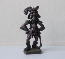 - KINDER. Figurine En Métal. Série N°31. Les Pirates Grotesques N°7 - - Metal Figurines