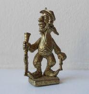- KINDER. Figurine En Métal. Série N°31. Les Pirates Grotesques N°3 - - Figurines En Métal