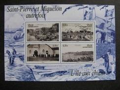 Saint Pierre Et Miquelon: TB BF N°16, Neuf XX. - Blocchi & Foglietti