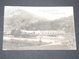 COREE - Carte Postale De Takaradzuka (Japon) - The Famous Tansan Springs - Voir Cachet - L 14330 - Korea (...-1945)