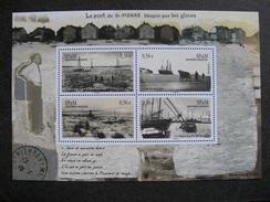 Saint Pierre Et Miquelon: TB BF N°14, Neuf XX. - Blocchi & Foglietti