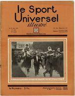 Juin 1925 EQUITATION: Le Sport Universel Illustré. Revue De 20 Pages. Articles Et Pubs D'époque. 28/36cm - Equitation