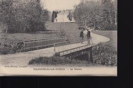 CPA (78) - NEAUPHLE LE VIEUX - Le Château - Animation - Neauphle Le Chateau