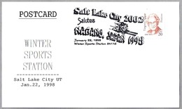 OLIMPIADA DE INVIERNO NAGANO 1998 - WINTER OLYMPICS. Salt Lake City UT 1998 - Invierno 1998: Nagano