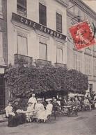 82 / TOP CARTE MONTAUBAN  / A LA GRANDE CHOPPE - CAFE RAYMOND - PLACE DE LA PREFECTURE - Montauban