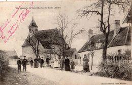 VUE GENERALE DE SAINT-MARTIN-DES-LAIDS - France