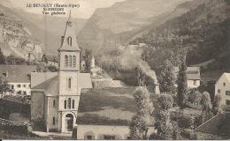05 LE DEVOLUY  St DISDIER  Vue Générale  1929 - Autres Communes