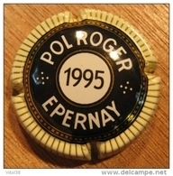 CAPSULE CHAMPAGNE POL ROGER  EPERNAY 1995 - Pol Roger