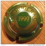 CAPSULE CHAMPAGNE POL ROGER & Cie EPERNAY 1999 - Pol Roger