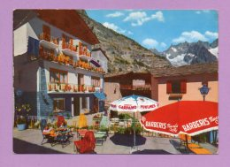 Courmayeur - Dolonne Hotel Ristorante Alta Italia - Taverna Dancing - Italia