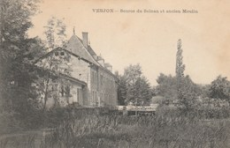 Verjon - Source Du Solnan Et Ancien Moulin - Autres Communes