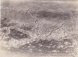 Photographie Originale Aérienne 11,5 X 16 Real Photography  Wurtzburg 1917 Document Militaire Aviation Militaria - Aviación
