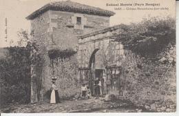 PAYS BASQUE - SARE - Château Haramburua  PRIX FIXE - Sare