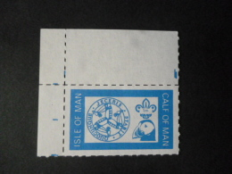 CALF OF MAN, ISLE OF MAN On SCOUT MINT - Stamps