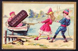 CHROMO Chocolat SUCHARD   +/- 1889         Serie 13       Lith.  Champenois    Trade Cards - Suchard