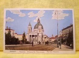 Warszawa Plac Stego Aleksandra - Poland