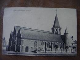 OOST - ROOSBEKE ( Oostrozebeke Rozebeke Zwalm ) De Kerk - Zwalm