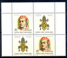 A152- Citta Del Vaticano. Vatican 1998. Popes & Holy Years. - Vatican