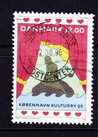 Denmark 1996 Mi. 1119     12.00 Kr Kopenhagen - Kultuthauptstadt Europas Die Kleine Meerjungfrau Little Mermaid - Denemarken