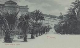 MENTON: Grand Hôtel Du Louvre - Menton