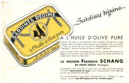 Con FS/Buvard Conserves Sardines François Schang (N= 2) - Food