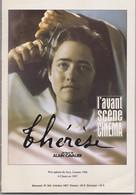 Thérése - Un Film De Alain Cavalier - 1987 - Livres Dédicacés
