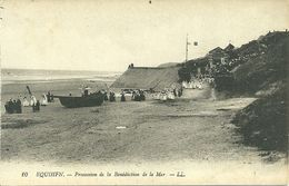 62  EQUIHEN - PROCESSION DE LA BENEDICTION DE LA MER (ref 1242) - France