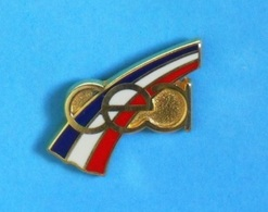 1 PIN'S //   ** CEA / COMMISSARIAT à L'ÉNERGIE ATOMIQUE Et AUX ÉNERGIES ALTERNATIVES ** . (Arthus Bertrand Paris) - Arthus Bertrand