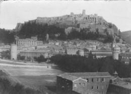 SISTERON : Vue Générale De La Citadelle - Sisteron