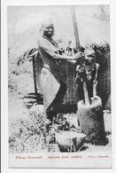 British East Africa - Kikuyu Housewife - Photo: Knowles - Kenya