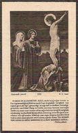 DP. ROMANIA DE WACHTER ° POPERINGHE 1847 -+ BRUGGE 1929 - 28 JAAR STOELZETSTER IN HET PRINSELIJK BEGIJNHOF - Godsdienst & Esoterisme