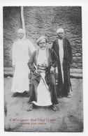 British East Africa - A Well-known Arab Chief (Liwali) - Kenya