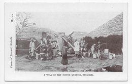 Mombasa A Well In The Native Quarter- Farmers' Journal 20 - Kenya