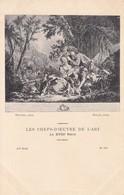 LES CHARMES DU PRINTEMPS. BOUCHER. DAULLE SCULP. G.P. LES CHEFS D'OEUBRE DE L'ART AU XVIIIs.-TBE-BLEUP - Peintures & Tableaux