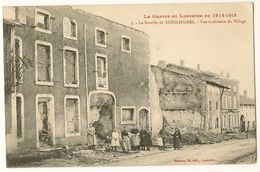 La Bataille De ROZELIEURES - Vue Intérieure Du Village - Guerra 1914-18